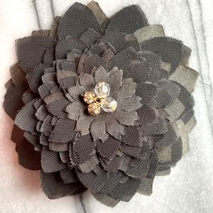 Beautiful Flower Pin/Hair clip